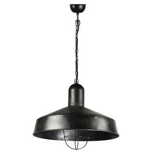 Industrial Overhead Light Fixture