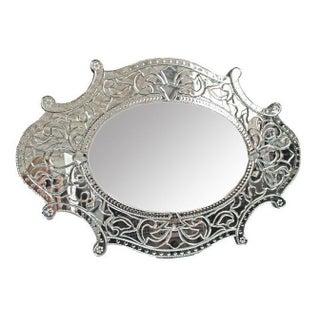 Beveled French Mirror