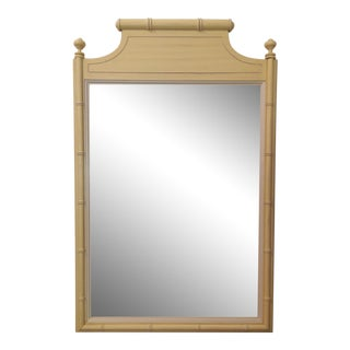 Henry Link Bali Hai Faux Bamboo Mirror