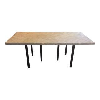 Arizona Sandstone Dining Table