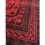 "Image of Finest Khal Mohammadi Afghan Rug - 6'8"" X 10'4"""
