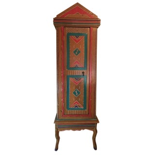 David Marsh Pointed Cabinet
