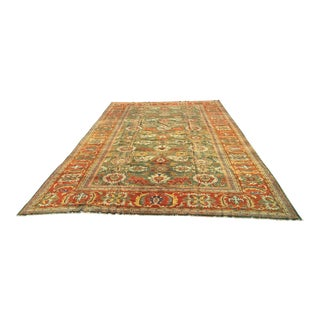 "Turkish Oushak Rug - 15'10"" x 25'8"""