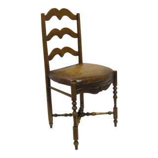 Antique Sarreid LTD French Side Chair