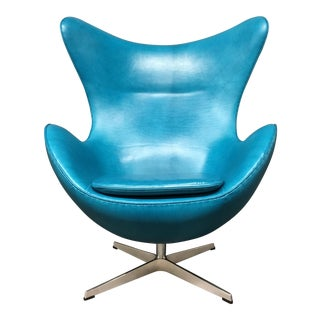Fritz Hansen Arne Jacobsen Egg Chair