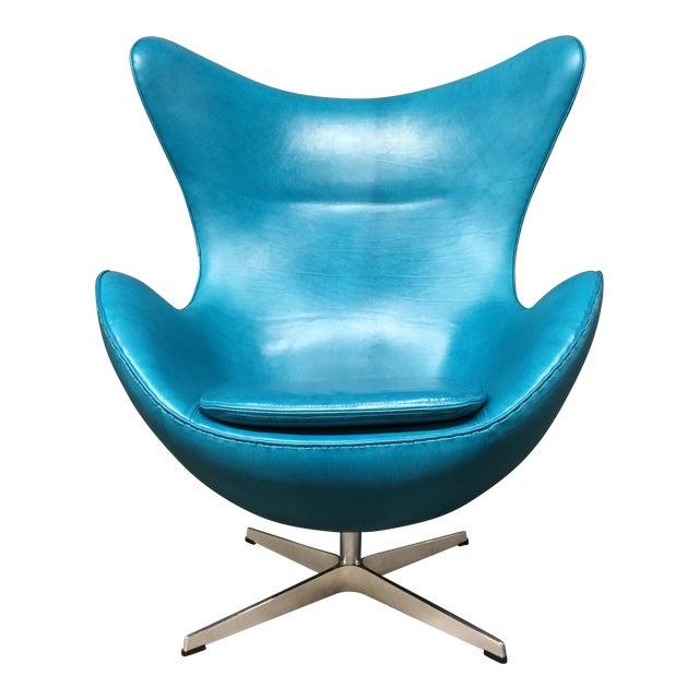 Fritz Hansen Arne Jacobsen Egg Chair - Image 1 of 7