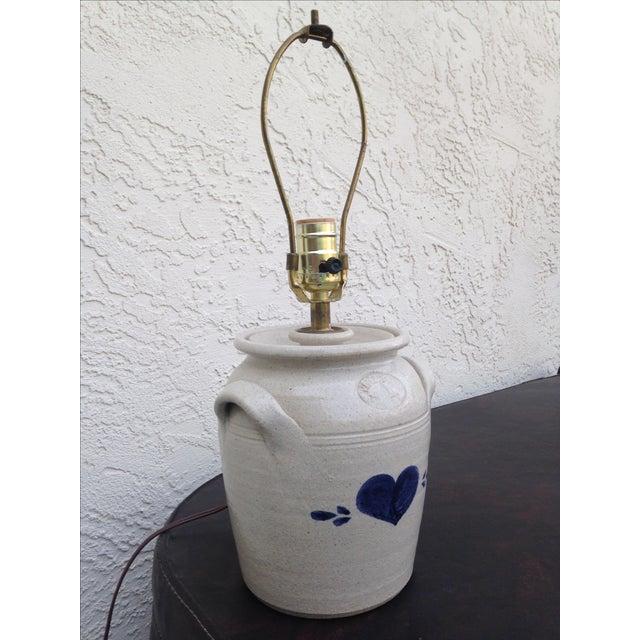 Vintage Jug Lamp - Image 4 of 8