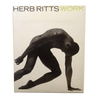 "Herb Ritts ""Work"" Photography Book"