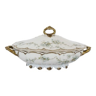 Haviland Limoges Covered Serving Dish