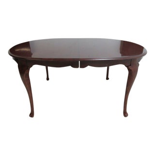 Pennsylvania House Cherry Admiral 2 Board Dining Room Banquet Conference Table