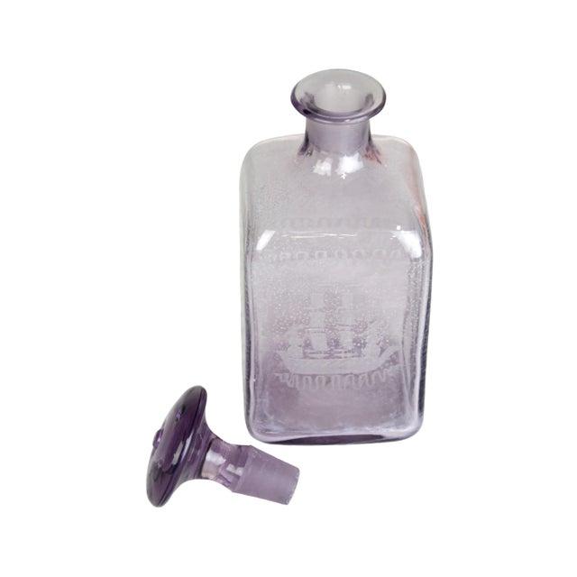 Vintage Nordic Liquor Decanter - Image 3 of 3