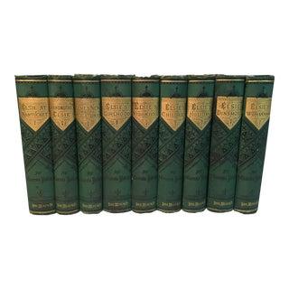 Antique Elsie Dinsmore Children's Books - Set of 8