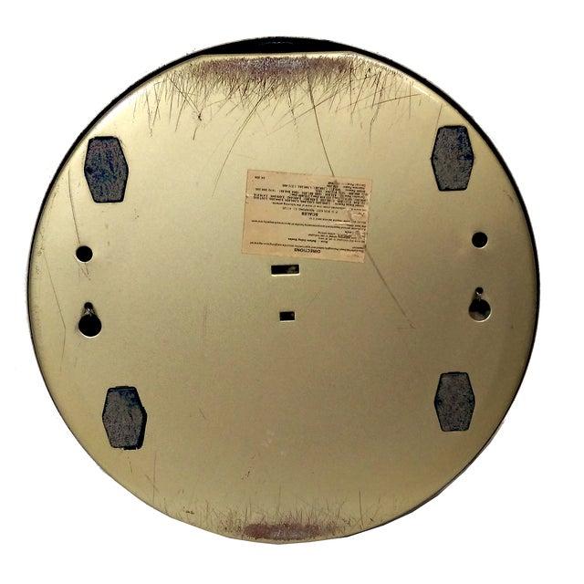 Vintage Counselor Gold Vinyl Rose Bathroom Scale - Image 6 of 6