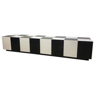Milo Baughman Checkerboard Coffee Table