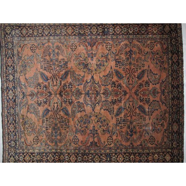 "Leon Banilivi Persian Lillihan Carpet - 11' X 9'1"" - Image 2 of 5"