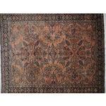 "Image of Leon Banilivi Persian Lillihan Carpet - 11' X 9'1"""
