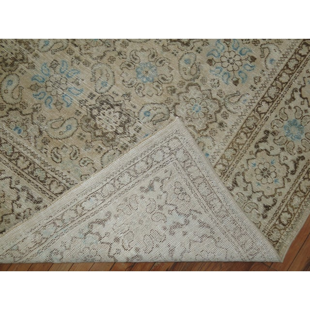 Vintage Shabby Chic Persian Malayer Rug, 8'1'' x 11'8'' - Image 7 of 9