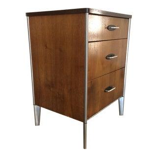 Vintage Modern 3-Drawer Cabinet