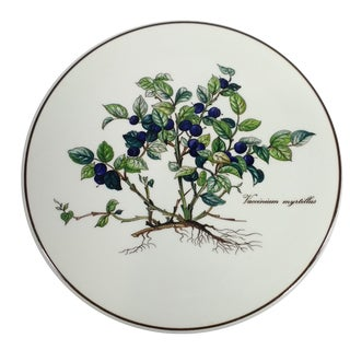 Villeroy & Boch Tea Tile with Botanical Pattern