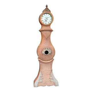 Mora Clock in Original Salmon Paint (#42-56)