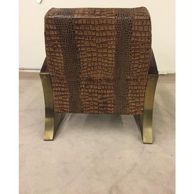 Image of Lexington Furniture Apogee Leather Chair