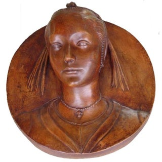 Italian Terracotta Portrait