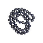 """Image of Blue & White Porcelain """"Double Happiness"""" Beads"""