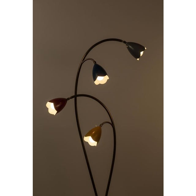 Italian Floor Lamp in the Style of Arredoluce - Image 9 of 10