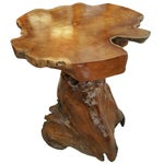 Image of Live Edge Root Side Table