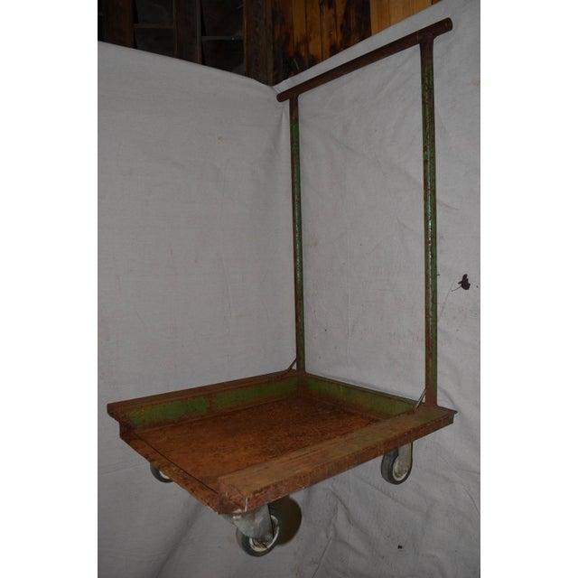 Image of Industrial Fiskars Factory Cart