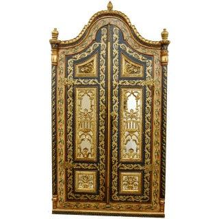 Damascus Decorative Door