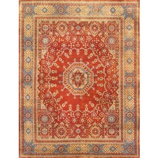 "Pasargad Mamluk Wool Rug - 8'10"" x 11' 6"""