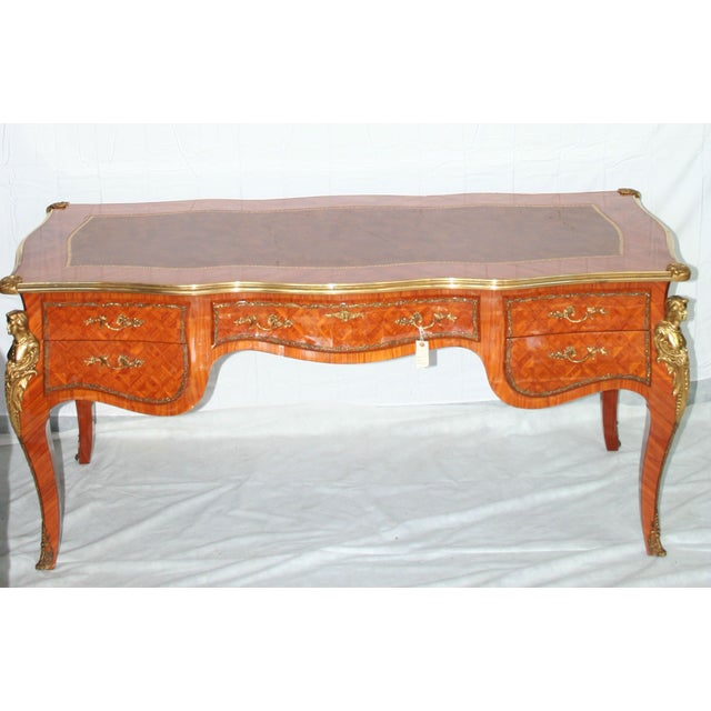 Image of New York Plaza Hotel Louis XV Writing Desk