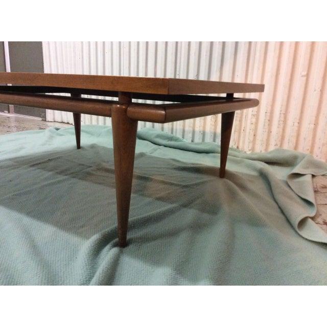 Image of John Widdicomb Modernist Coffee Table