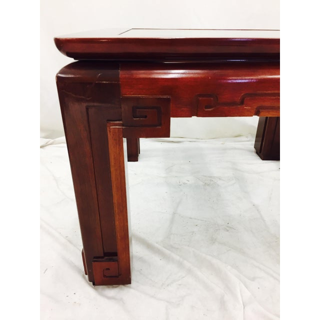 Vintage Asian Ming Style Side Tables - A Pair - Image 8 of 10