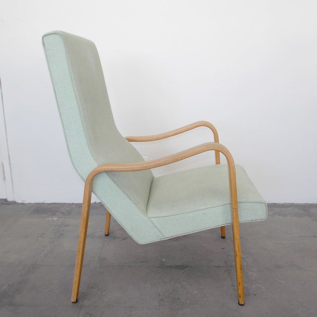 Thonet High Back Lounge Chair - Image 4 of 11