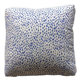 Brunschwig & Fils 'La Pluie' Abstract Dot Pillow
