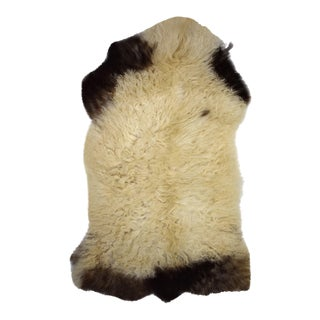 "Genuine Handmade Sheepskin Rug - 2'5"" X 4'0"""