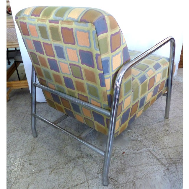 Kem Webber-Style Lounge Chairs - A Pair - Image 5 of 11