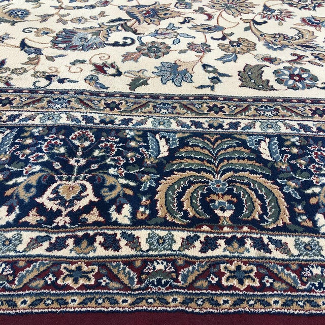 "Persian Floral Pattern Rug - 9'2"" x 13'4"" - Image 5 of 7"