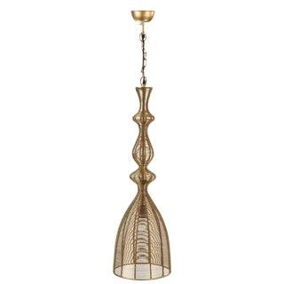 Sarreid LTD 'Hobbs' Gold Pendant Light