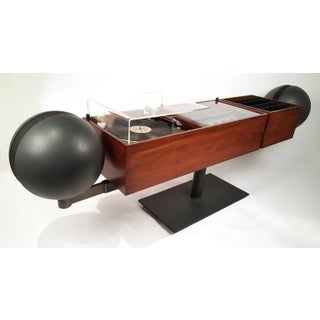 1960s Clairtone Project G2 Rosewood Stereo System