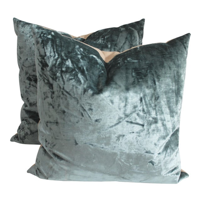 Image of Velvet Pillows