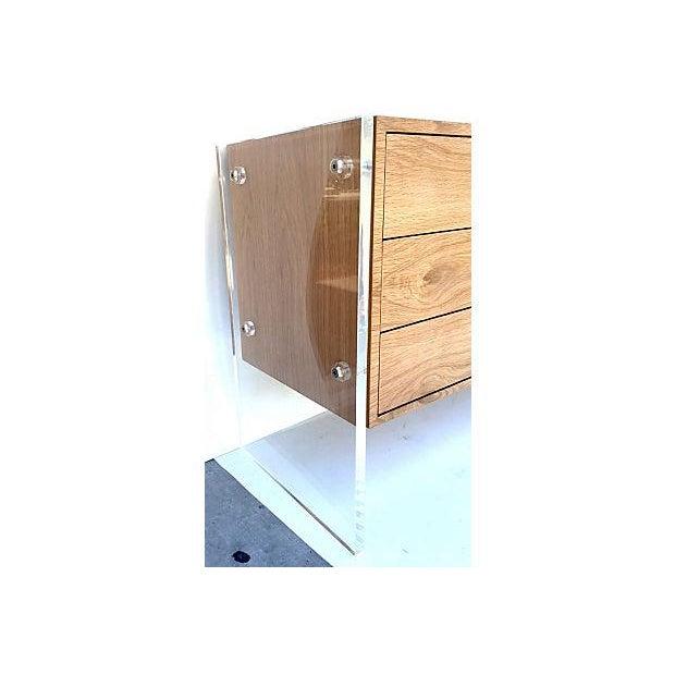 Mid-Century Floating-Style Dresser - Image 8 of 8