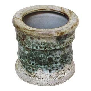 Raymor Mid-Century Italian Lava Glaze Vase
