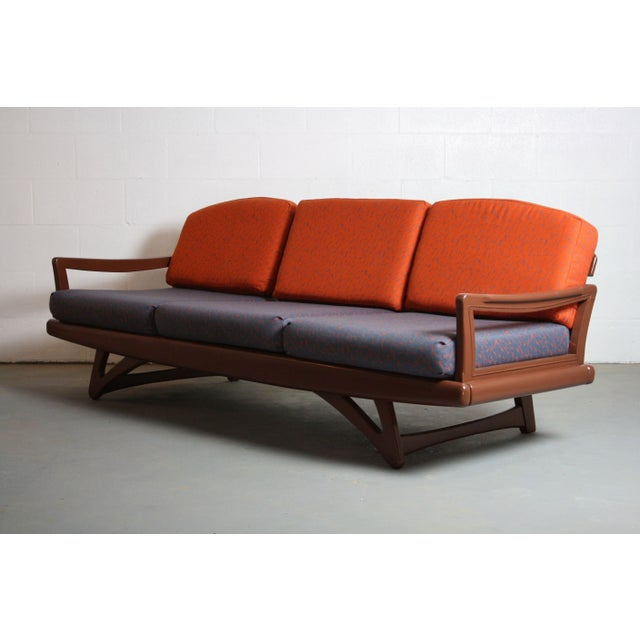 Mid-Century Modern Danish Sofa - Image 2 of 6