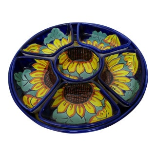 Talavera Appetizer Serving Set