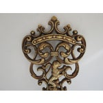 Image of Gold Skeleton Key Wall Hanging