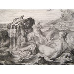 Image of Emile Boilvin 1856 Birth of Venus Print