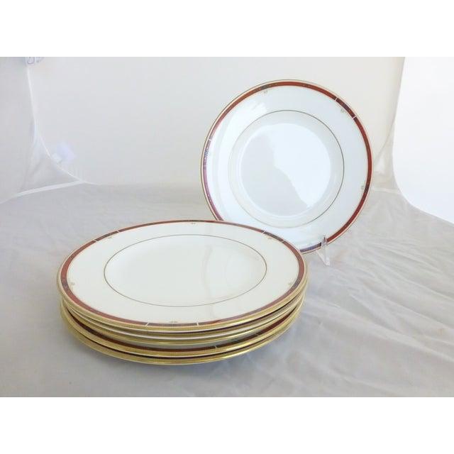 "Wedgwood ""Colorado Gold"" Salad Plates - Set of 6 - Image 2 of 5"